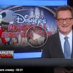 Disney 1Q earnings top estimates